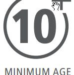 minimum age icon