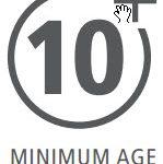 minimum age icon